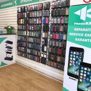 NICOLAS ILHAN réparateur iphone