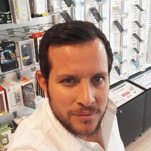 GAEL ROBERT réparateur iphone